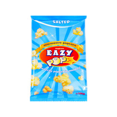 Eazy Pop Salted Microwave Pop Corn 100g