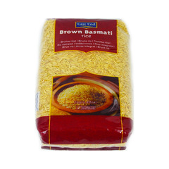 East End Brown Basmati Rice 2kg