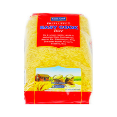 East End Prefluffed Easy Cook Rice 1kg