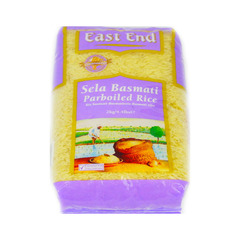East End Sela Basmati Parboiled Rice 2kg