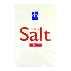 DP Cooking Salt 3kg