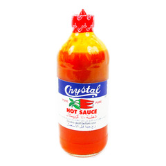 Crystal Pure Hot Sauce 474ml