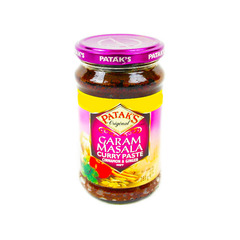 Patak's Garam Masala Curry Paste (hot) 283g