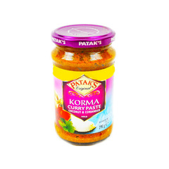 Patak's Korma Curry Paste (mild) 290g