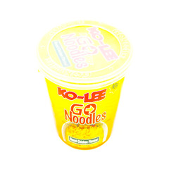Ko-Lee Go Noodles Roasted chicken flavour 65g