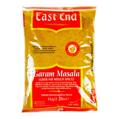 East End Ground Garam Masala (ground mix spice) 1kg