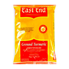 East End Ground Turmeric 1kg