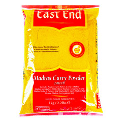 East End Madras Curry Powder (mild) 1kg