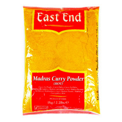 East End Madras Curry Powder (hot) 1kg
