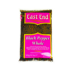 East End Black Pepper Whole 300g