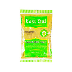 East End Ground Black Pepper (Fine) 100g