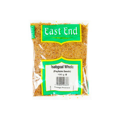 East End Isabgoal Whole (Psylluim Seeds) 100g