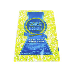 Heera Fennel Seed Sugar Coated 300g