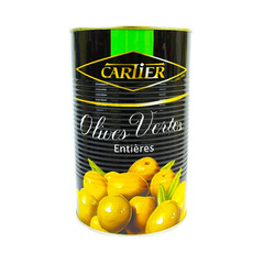 Cartier Green Olives 4.2kg
