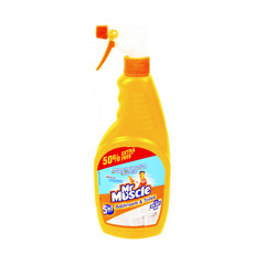 Mr Muscle Bathroom & Toilet Cleaner 750ml