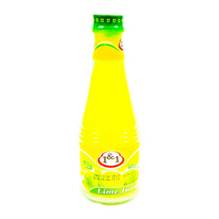 1&1 Pasteurized Lime Juice 330g