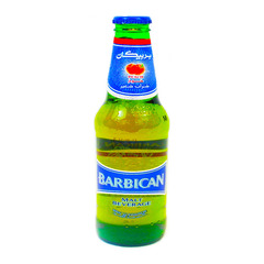 Barbican Premium Malt Beverage Peach Flavour 330ml