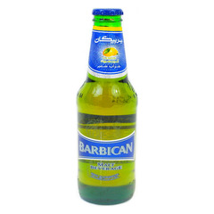 Barbican Premium Malt Beverage Lemon Flavour 330ml