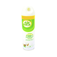 Air Wick Cool Linen & White Lilac Cleaner Fragrance Eliminates Odours 240ml