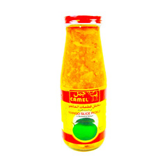 Camel Mango Slice Pickle In Mustard And Vinegar 900g