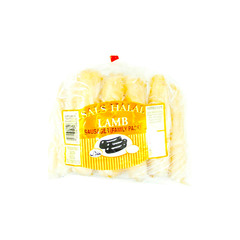 Sals Halal Lamb Sausages Family Pack 1.3kg