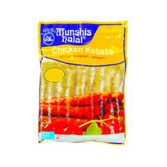 Munshis Chicken Seekh kebabs 950g