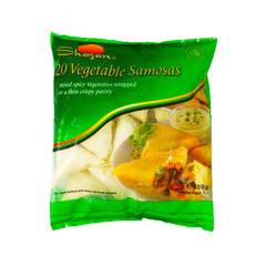 Shazans 20 Vegetables Samosas 650g