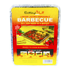 Easy Lit Disposable Barbecue 685g
