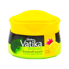 Dabur Vatika Naturals Dandruff Guard Styling Hair Cream 140ml