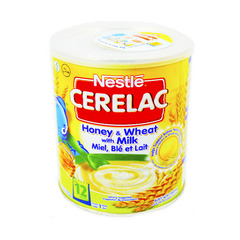Nestle Cerelac Honey & Wheat With Milk 400g