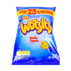Walkers Baked Wotsits Really Cheesy 28.10g