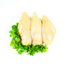 Halal Chicken Breast Fillets 600g