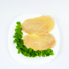 Halal Chicken Breast Steaks 600g
