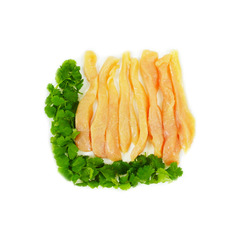 Halal Chicken Breast Strips 600g
