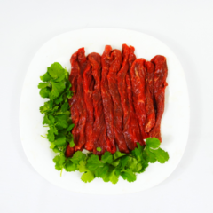 Halal Beef Strips 600g