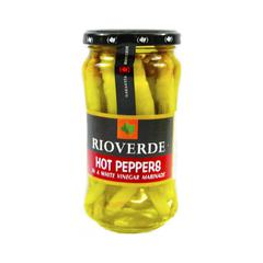 Rioverde Hot Peppers 300g