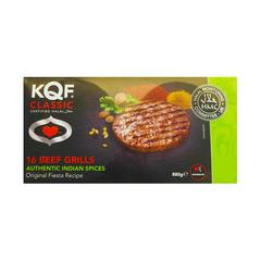 KQF 16 Beef Grills 880g