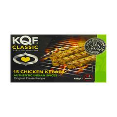 KQF 15 Chicken Kebabs 825g