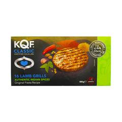 KQF 16 Spicy Lamb Grills 880g