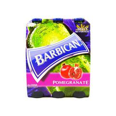 Barbican Pomegranate 6x330ml