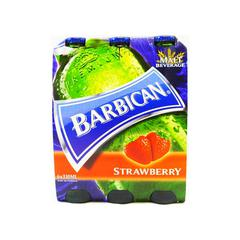 Barbican Strawberry 6x330ml