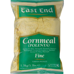East End Cornmeal Fine (Polenta) 1.5kg