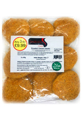 Dealicious Mealz Breaded Chicken Steaks 765g