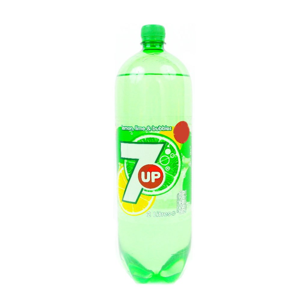 7up bottle 2 litre