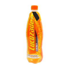 Lucozade Energy drink orange 1 litre