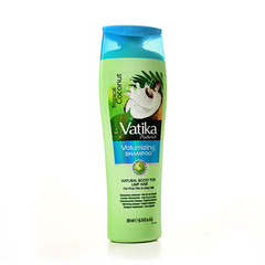Vatika naturals Volumizing Shampoo 200ml (Tropical Coconut)