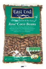 East End Rose Coco Beans 500g
