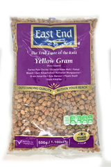 East End Yellow Peas 500g