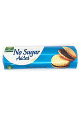 Gullon Chocolate Cream Sandwich Cookies (Sugar Free) 250g