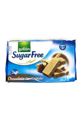 Gullon Chocolate Flavour Wafer (Sugar Free) 210g